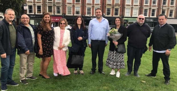 Asya Bebek için İngiltere Kıbrıs Türk Dernekleri Konseyi'nden bağış kampanyası