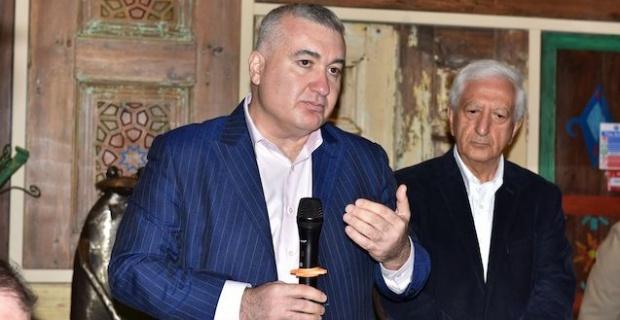 Azerbaycan'ın Londra yeni Büyükelçisi Elin Süleymanov, Londra'da Azerbaycanlılarla buluştu