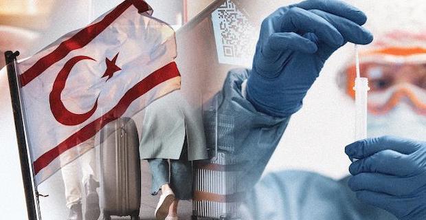 Kuzey Kıbrıs Türk Cumhuriyeti'ne gidecekler dikkat ! Girişlerde PCR testi ve QR kodu şartı