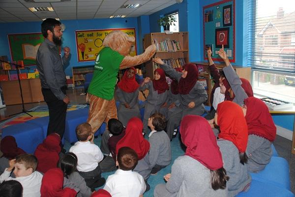 London schoolchildren launch Muslim Aid Ramadan campaign