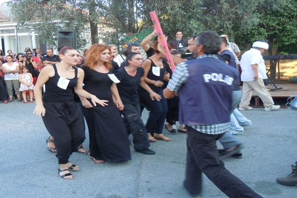 Save our Theatre in Nicosia