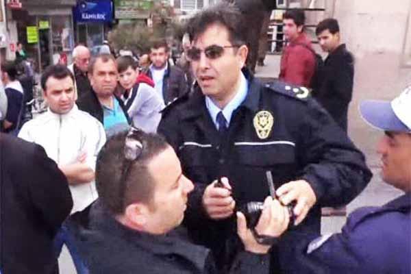 O polis hakkında soruşturma başlatıldı