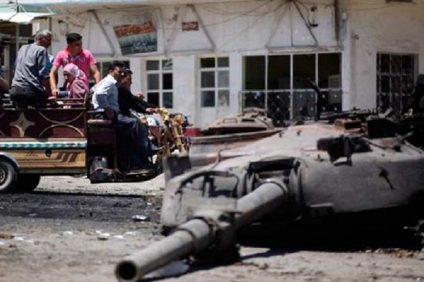 Syria: A Proxy War between Russia and the US?