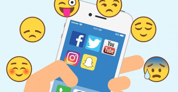 Sosyal medya, gençlerin akıl sağlığı üzerinde, 1990'lı yıllarda televizyonun yarattığı gibi çok hasar bırakıyor mu ?
