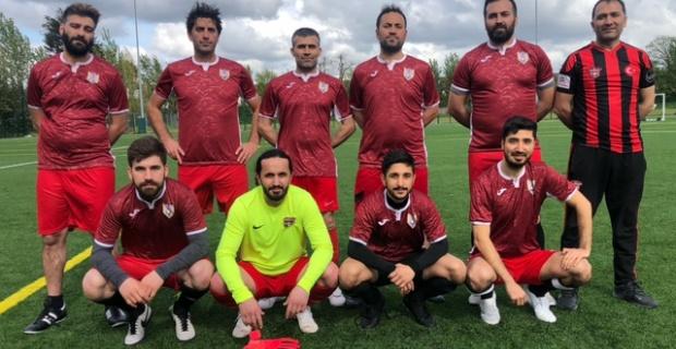 İngiltere'de TTFF Kulüpler Birliği Yaz Ligi hazırlık ve dostluk maçları