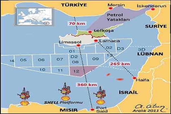 İsrail Doğu Akdeniz'in hakimi olmak istiyor