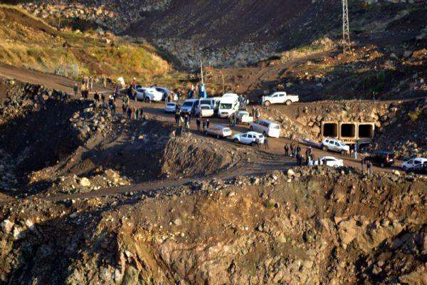 Şirvan'daki göçükte son işçinin de cenazesine ulaşıldı