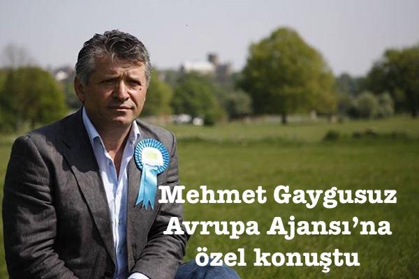 Mehmet Gaygusuz İngiltere seçimlerinde Türklerin gururu oldu