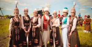 """Kazakistan, IV. Uluslararası """"Köşpendiler Alemi"""" Göçebe Kültürü Festivali"""