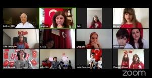İngiltere Atatürkçü Düşünce Derneği'den 23 Nisan Ulusal Egemenlik ve Çocuk Bayramı Kutlaması