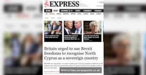İngiltere Kuzey Kıbrıs Türk Cumhuriyeti'ni tanıyacak mı ? Son dakika !