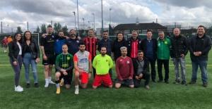 İngiltere#039;de TTFF Kulüpler Birliği...