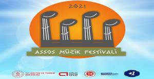 Tarih ve doğa müzik ile buluşuyor, Assos Müzik Festivali başlıyor!