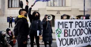 Londra'da kadın cinayetleri, İngiltere'de...