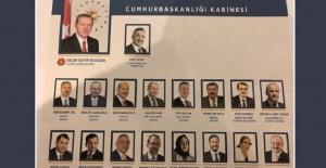Cumhurbaşkanlığı kabinesindeki isimler belli oldu