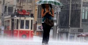 Dikkat, Meteoroloji İstanbul için saat verdi