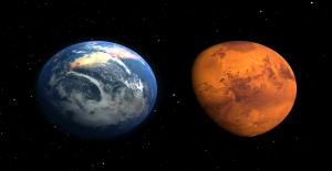 Mars yıllar sonra dünyaya ilk kez yakın olacak