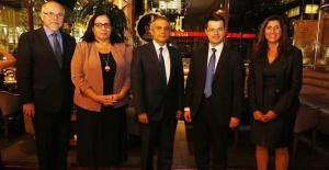 Bakan Brokenshire, Türkiye'nin Muhafazakar Partili Dostlarına konuştu
