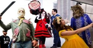 Comic-Con 2018 fuarı New York'ta start verdi