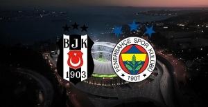Beşiktaş Fenerbahçe derbisi canlı yayın bilgileri