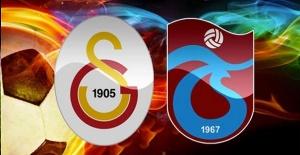 Galatasaray Trabzonspor maçı canlı yayın bilgileri