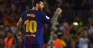 Lionel Messi en iyi gol sıralamasında zirveye oturdu