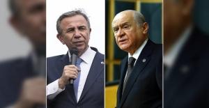 MHP lideri Bahçeli'den Mansur Yavaş'a flaş çağrı