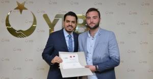 YTB Başkanı, Gençlere Yönelik Projeleri Önemsiyoruz