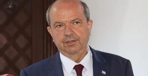 KKTC Başbakanı Tatar'dan Rum tarafına Doğu Akdeniz'de barış ve iş birliği çağrısı