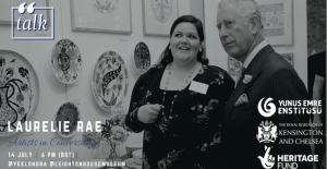 Londra YEE ve Leigthon House Müzesi sunar, Sanatçılarla Söyleşiler