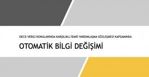 İngiltere, Almanya, Fransa, Hollanda, Belçika ve Avusturya'daki Türklerin finansal bilgileri Türkiye ile karşılıklı paylaşılacak mı ?