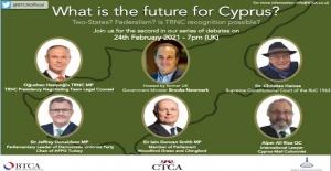 Birleşik Krallık Milletvekilleri, Kıbrıs'ın Geleceğini CTCA ve BTCA Seminerinde Tartışacak !
