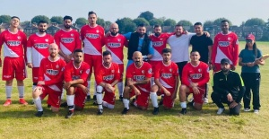 İngiltere Türk Toplumu Futbol Federasyonu 2021/22 Futbol sezonu başladı
