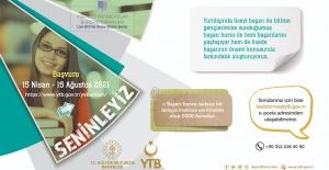 Yurt dışında yaşayan Türk toplumuna yönelik 5 farklı alanda burs programları ilan etti