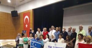 Kerkük Katliamı'nın 62. yıl dönümünde Antalya'da anma töreni